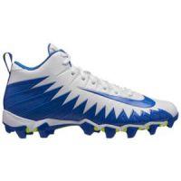 Korfbalschoenen Nike Alpha Menace Shark Royal Blauw