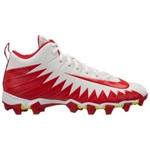 Korfbalschoenen Nike Alpha Menace Shark Rood