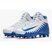 Korfbalschoenen Nike Alpha Menace Varsity Mid - Blauw