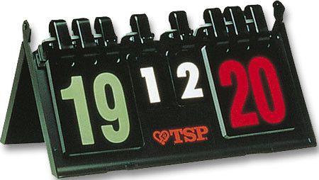 Scorebord TSP