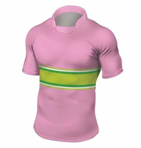 Rugbyshirt Banded