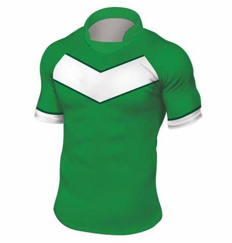 Rugbyshirt Chevron