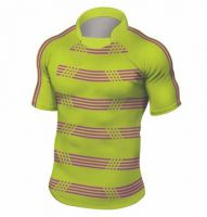 Rugbyshirt Gridline
