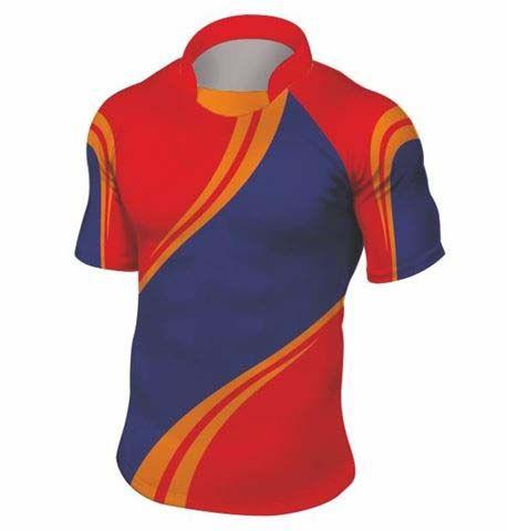 Rugbyshirt Infirno