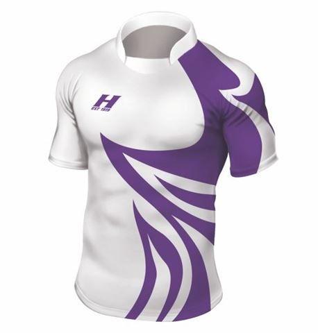 Rugbyshirt Islander