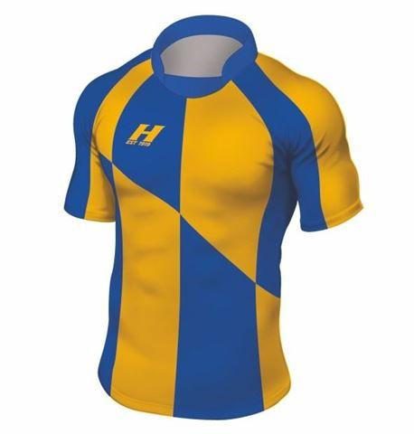 Rugbyshirt Jester