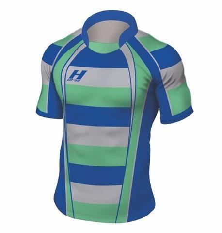 Rugbyshirt Latitude
