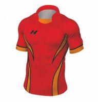Rugbyshirt Warrior