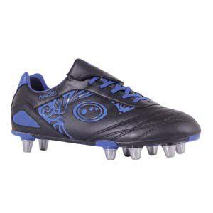 Rugbyschoenen Optimum Boot Razor Blauw-Zwart