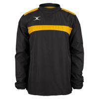 Gilbert JKT Photon Warm Up - Zwart-Geel