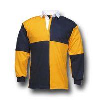 Rugbyshirt Quarters