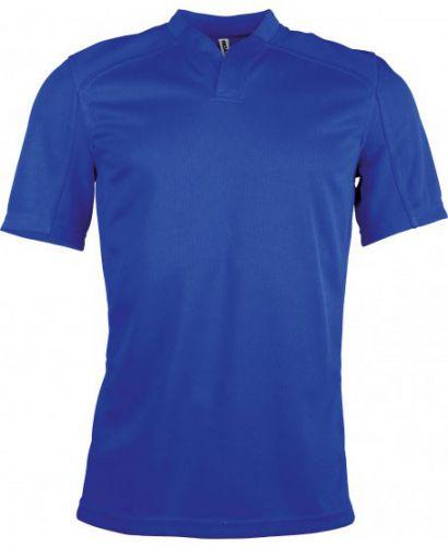 Rugbyshirt met korte mouwen PA418