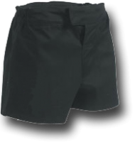 Halbro Classic Short Rugbybroek - Wit