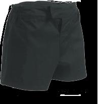 Halbro Classic Short Rugbybroek - Zwart