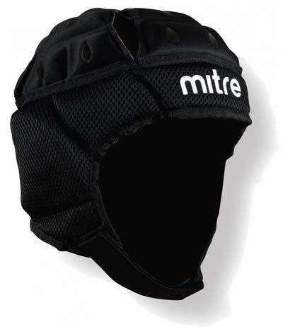 Headguard Mitre Maxicool Zwart