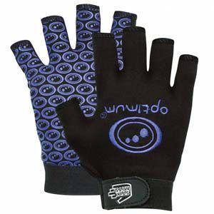 Optimum Glove Stick Mit - Zwart-Blauw