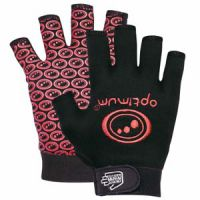 Optimum Glove Stick Mit - Zwart-Rood