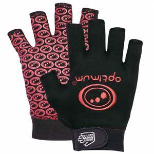 Optimum Glove Stick Mit - Zwart-Rood