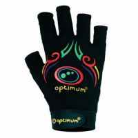 Optimum Glove Stick Mit - Zwart-Tribal