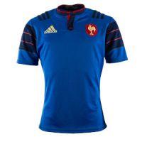 Rugbyshirt Frankrijk home 2016-2017