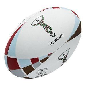 Gilbert Supporter Rugbybal Harlequins