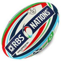 Rugbybal Six Nations