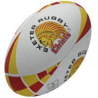 Gilbert Rugbybal Exeter Chiefs