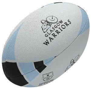Gilbert Rugbybal Glasgow Warriors