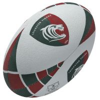 Gilbert Rugbybal Leicester Tigers