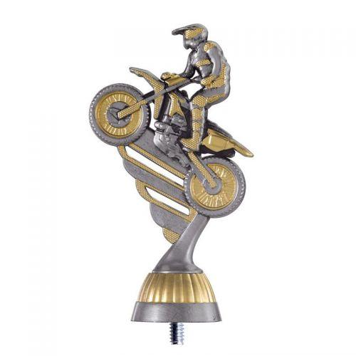 Kunststof Figuur PF236 - Motorcross