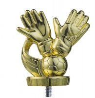 Kunststof Figuur PF04 - Keeperhandschoenen