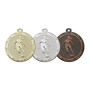 Medailles E3005 - Dames Voetbal