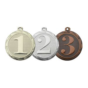 Medailles E3013 - Winnaar