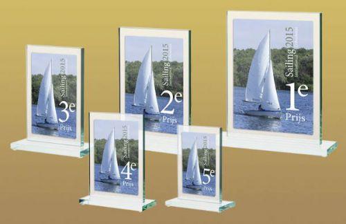 Sportstandaard Glas B316