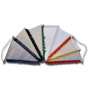 Puntvaan Blanco Met Eigen Logo