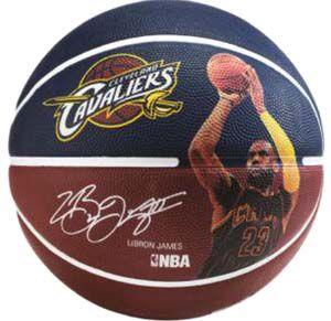 Basketbal Spalding Lebron James