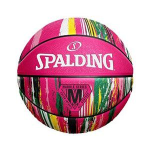 Basketbal Spalding Marble Pink