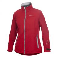 Craft Dames Cerro Torre Stretch Jacket - Rood