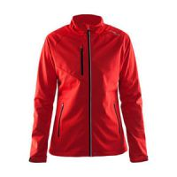 Dames Soft Shell Jas Craft Bormio 1903557