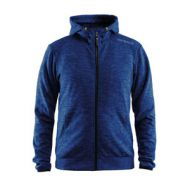 Craft Leisure Full Zip Hood Men 1901692