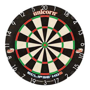 Unicorn Eclipse PRO HD2 Dartbord