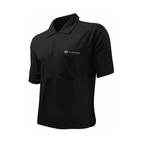 Dartshirt Target Coolplay - Zwart