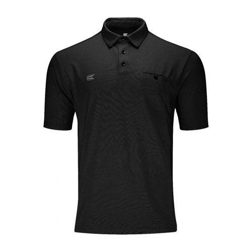 Dartshirt Target Flexline - Zwart