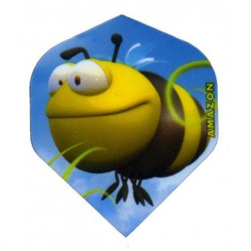 Dartflight Amazon Cartoon Bij