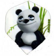 Dart Flight Amazon Cartoon Panda