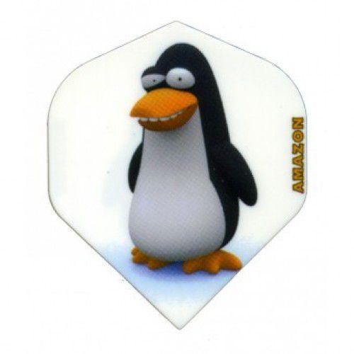 Dart Flight Amazon Cartoon Penguine
