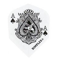 Dart Flight Harrows Dimplex Ace of Spades