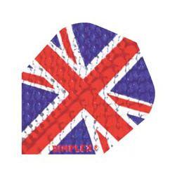 Dart Flight Harrows Dimplex Union Jack