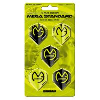 Dart Flights Winmau Michael van Gerwen Mega Standard Flight Collection