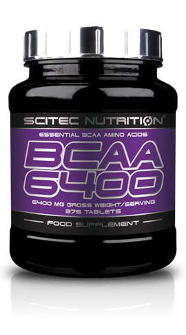 BCAA 6400 Scitec Aminozuren